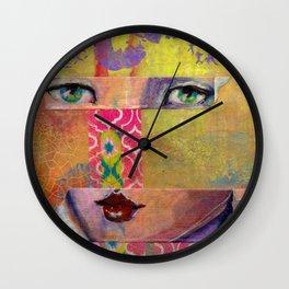 Role Model Wall Clock
