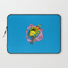 Kiss Of Night and Day Laptop Sleeve