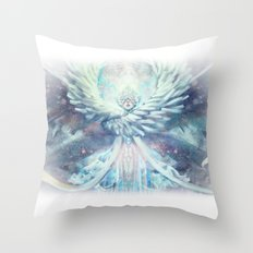 [Don't] Cover your eyes. Throw Pillow
