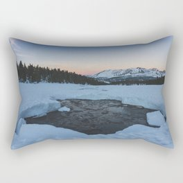 Bighorn Plateau - Pacific Crest Trail, California Rectangular Pillow