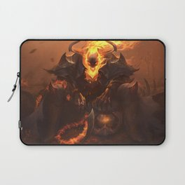 High Noon Thresh League Of Legends Laptop Sleeve