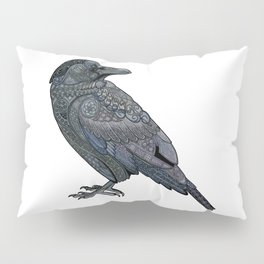 Celtic Raven Pillow Sham