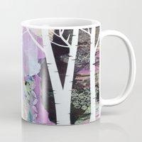 explore Mugs featuring Explore by E.Seefried Art