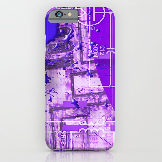 It's Just Not Gonna Happen < The NO Series (Purple) iPhone & iPod Case