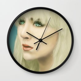 How I Live Now Wall Clock