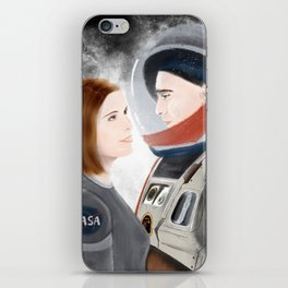Don't Tell Anyone I Liked It iPhone Skin