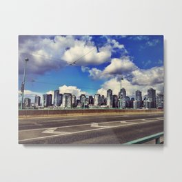 Cambie Metal Print