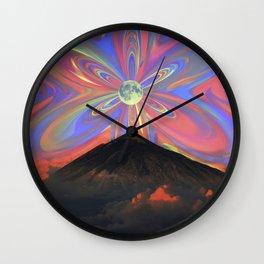 Deep Feelings Wall Clock