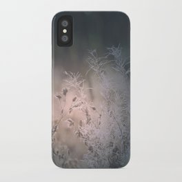 The light of the moon iPhone Case