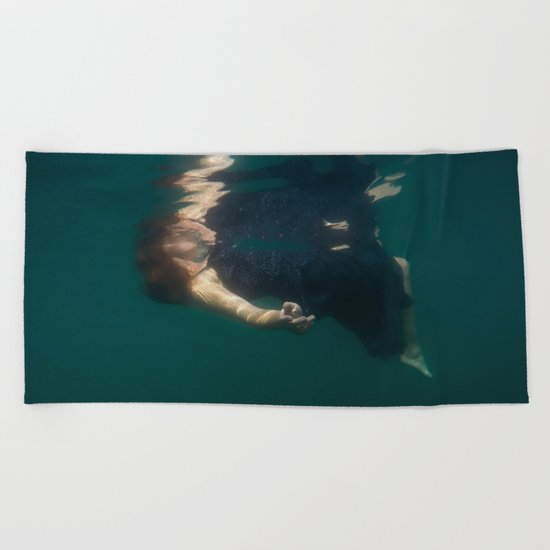 Connect Beach Towel