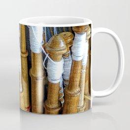 Bolillos or Lace Spindles Coffee Mug