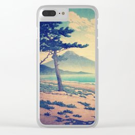 Sentience in Lakshi Clear iPhone Case