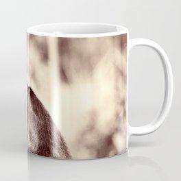 The love of a dog to man Coffee Mug