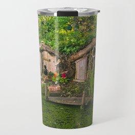 A Duck Village Travel Mug