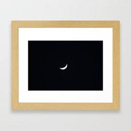 Moonstruck Framed Art Print