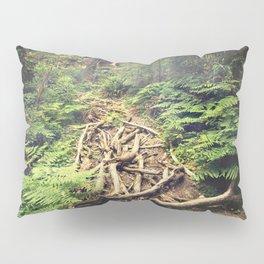 Misty Rainforest Pillow Sham
