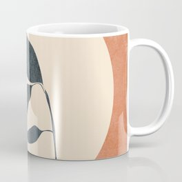Summer Leaves Coffee Mug
