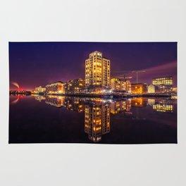 Reflections Dublin Docklands Rug