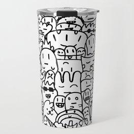 Mystic Creatures Travel Mug