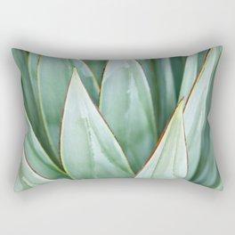 Abstract Agave Rectangular Pillow