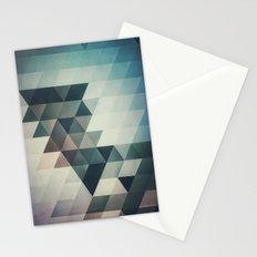 lyrnynngg cyyrrvve Stationery Cards
