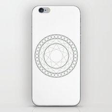 Anime Magic Circle 12 iPhone & iPod Skin