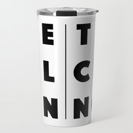 Berlin Techno Travel Mug