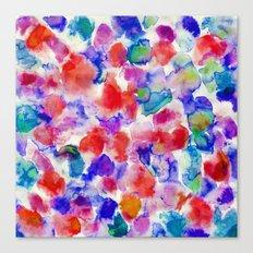 Amaris Blue Canvas Print