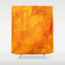 Sunshine or Stardust Shower Curtain
