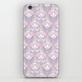 Interwoven XX - Orchid iPhone Skin