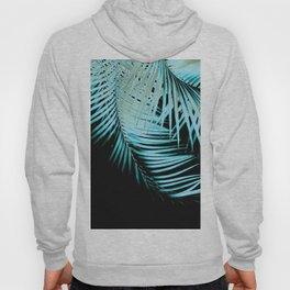 Palm Leaves Summer Night Vibes #1 #tropical #decor #art #society6 Hoody
