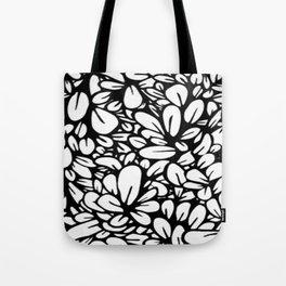 Crazy Flowers Tote Bag