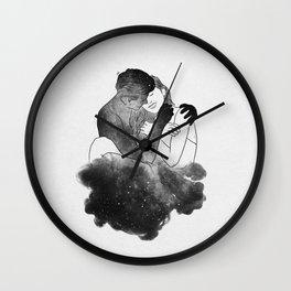 Universal conversations. Wall Clock