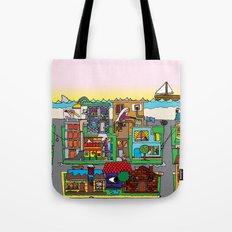 Good Magazine Neighborhoods Tote Bag