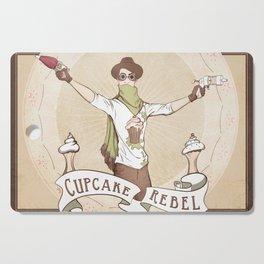 Cupcake Rebel Cutting Board