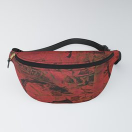 Sinister intentions Fanny Pack