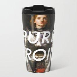 Heroine of Arc Travel Mug