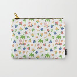 Tropical Monkey Island Carry-All Pouch