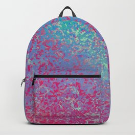 Colorful Corroded Background G284 Backpack