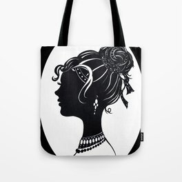 Old Fashioned Vanity Tote Bag