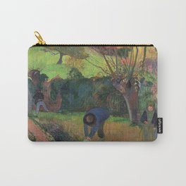 The willow tree  Paul Gauguin Carry-All Pouch
