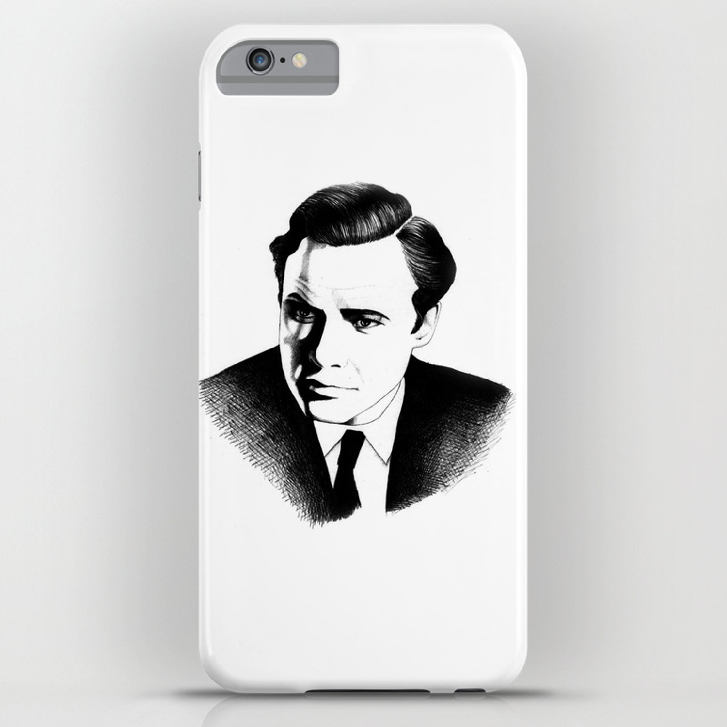 Marlon Brando Iphone 6 Plus Cover Case