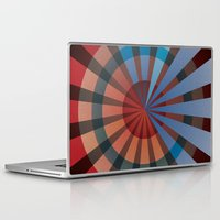 patriotic Laptop & iPad Skins featuring Patriotic by Chris Cooch