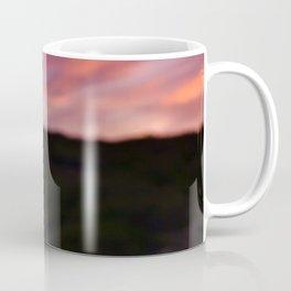 purple sunset  Coffee Mug