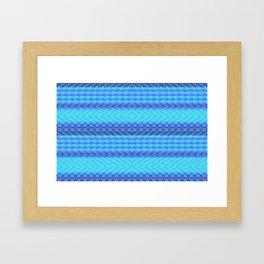 Jacquard 1 Framed Art Print