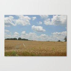 Maryland Plains Canvas Print