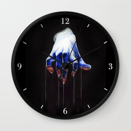 Who Holds the Power Wall Clock