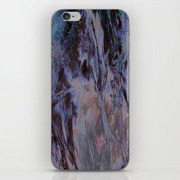 Weak and Powerless iPhone Skin