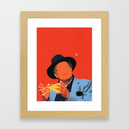 The Wise One Framed Art Print