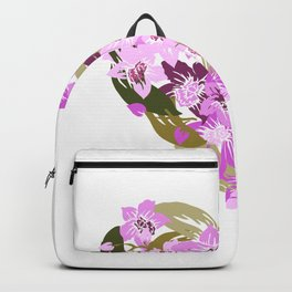 Orchid Heart Backpack